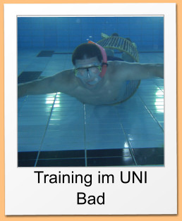 Training im UNI Bad